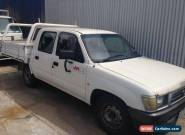 Toyota Hilux (2001) Dual Cab Ute Manual Diesel 5 Seats for Sale