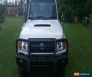 Classic 2011 Toyota Landcruiser Workmate Manual 4x4 MY10 for Sale