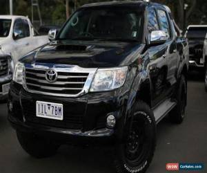 Classic 2011 - Toyota - Hilux - 100371 KM for Sale