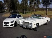 Cadillac Eldorado 44680 miles for Sale