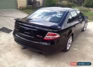 2008 ford fg xr6 turbo falcon auto un reserved  for Sale