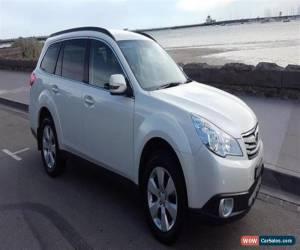 Classic 2011 Subaru Outback 2.5i 4GEN Auto AWD MY11 for Sale