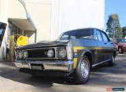 original xw GTHO PH1 build no2 very rare dont miss for Sale