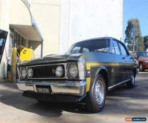 Classic original xw GTHO PH1 build no2 very rare dont miss for Sale
