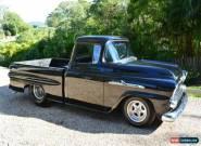 1958 - Chevrolet Fleetside for Sale