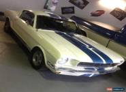 1965 Mustang Fastback**Shelby GT350 Tribute**NICE! for Sale
