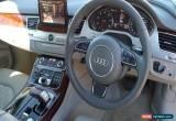 Classic 2011 Audi A8 Auto quattro for Sale