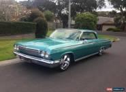 1962 -  Chevrolet Impala for Sale