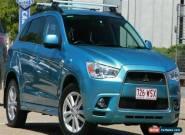 2011 - Mitsubishi - ASX - 95028 KM for Sale