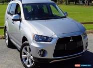 2011 Mitsubishi Outlander Activ ZH Auto 2WD MY11 for Sale