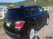 2011 - Toyota - Kluger - 73459 KM for Sale