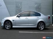 2011 - Holden - Commodore - 55005 KM for Sale