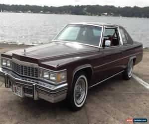 Classic 1977 - Cadillac - De Ville for Sale