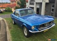 1967 Ford Mustang Auto for Sale