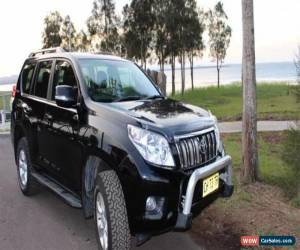 Classic 2011 Toyota Landcruiser Prado GXL Manual 4x4 for Sale