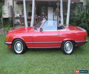 Classic 1979 Mercedes-benz 8 cylinder Petr for Sale