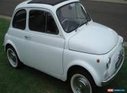 1969 Fiat 2 cylinder Petr for Sale