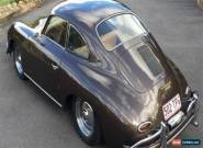 1959 Porsche 356A Manual for Sale