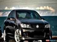 2011 HOLDEN commodore for Sale
