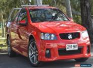 2011 Holden Ute SV6 VE Series II Auto for Sale