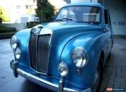 1955 M.G. Magnette Manual for Sale