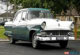 Classic 1956 Ford Customline for Sale