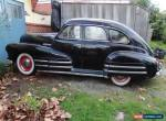 1947 Buick Special Manual for Sale