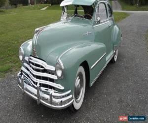 Classic 1948 - Pontiac - Streamliner for Sale