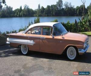 Classic 1960 Chevrolet Bel Air Auto for Sale