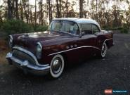 1954 buick for Sale