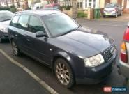 2002 AUDI A6 1.8 T SE BLUE for Sale