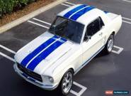 1967 Ford Mustang Manual for Sale