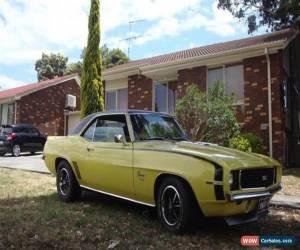 Classic 1969 Chevrolet Camaro SS Auto for Sale