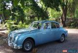 Classic 1964 Jaguar Mark II Manual for Sale
