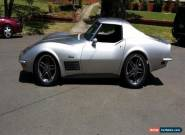 Chevrolet Corvette 2210 miles for Sale