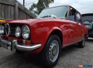1970 Alfa Romeo 1750 Berlina Manual for Sale