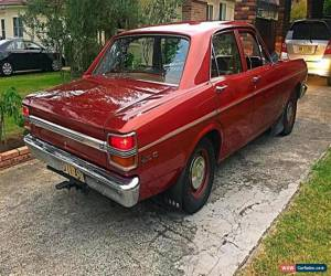 Classic 1971 Ford 6 cylinder Petr for Sale