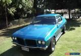 Classic 1972 Holden Monaro LS HQ Manual for Sale