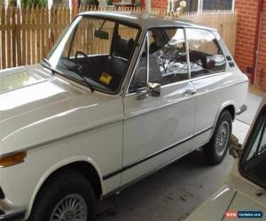 Classic 1973 BMW 2002 Touring Manual for Sale