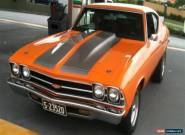 1969 Chevrolet Chevelle Malibu Auto for Sale