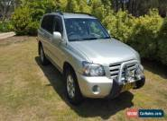 Toyota Kluger CVX (4x4) (2006) 4D Wagon Automatic (3.3L - Multi Point F/INJ)... for Sale