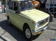 1969 Toyota Corolla Manual for Sale