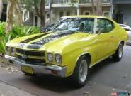 1970 - Chevrolet - Chevelle for Sale