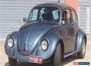 1976 Volkswagen Beetle L 1600 Manual for Sale