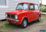 Classic 1972 - Leyland - Mini for Sale