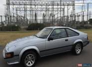 1984 Toyota Supra Auto for Sale
