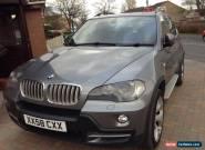 2008 BMW X5 3.0SD SE AUTO GREY LOW TAX BRACKET for Sale