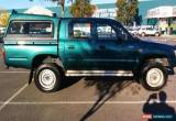 Classic 1999 Toyota Hilux Manual 4x4 for Sale
