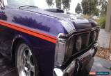 Classic 1970 Ford Falcon 500 XY Manual for Sale