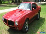 1970 - Pontiac - Firebird for Sale